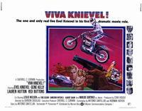 Viva Knievel - 22 x 28 Movie Poster - Half Sheet Style A