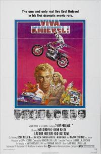 Viva Knievel - 27 x 40 Movie Poster - Style C