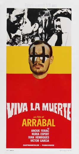 Viva la muerte - 11 x 17 Movie Poster - Italian Style A