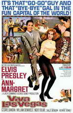Viva Las Vegas - 11 x 17 Movie Poster - Style A