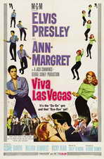 Viva Las Vegas - 11 x 17 Movie Poster - Style B