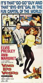 Viva Las Vegas - 11 x 17 Movie Poster - Style C