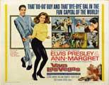 Viva Las Vegas - 22 x 28 Movie Poster - Style A