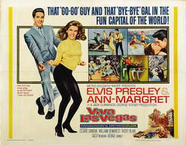 Viva Las Vegas - 11 x 14 Movie Poster - Style A