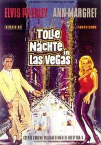 Viva Las Vegas - 11 x 17 Movie Poster - German Style A