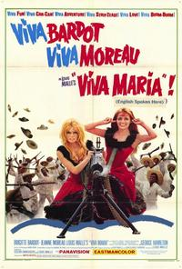 Viva Maria! - 27 x 40 Movie Poster - Style A