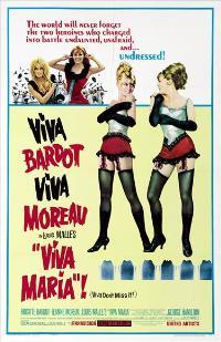 Viva Maria! - 27 x 40 Movie Poster - Style B