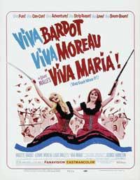 Viva Maria! - 11 x 17 Movie Poster - Style E