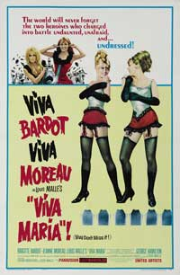Viva Maria! - 11 x 17 Movie Poster - Style C
