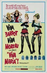 Viva Maria! - 27 x 40 Movie Poster - Style C