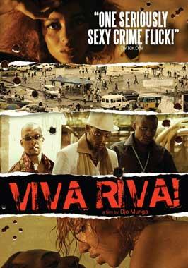 Viva Riva! - 11 x 17 Movie Poster - Style B