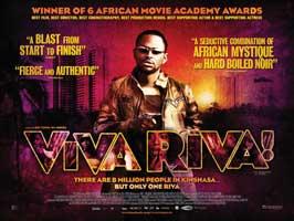 Viva Riva! - 11 x 17 Movie Poster - UK Style B