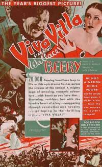 Viva Villa - 11 x 17 Movie Poster - Style A