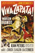 Viva Zapata! - 27 x 40 Movie Poster - Style B
