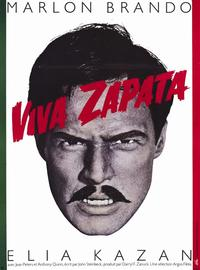 Viva Zapata! - 11 x 17 Movie Poster - French Style A