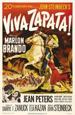 Viva Zapata! - 27 x 40 Movie Poster - Style B