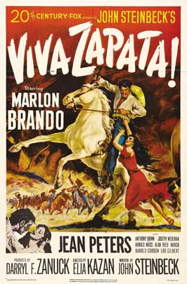 Viva Zapata! - 43 x 62 Movie Poster - Bus Shelter Style A