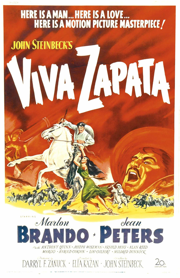 Viva Zapata Movie Posters From Movie Poster Shop