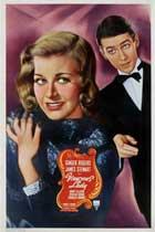 Vivacious Lady - 11 x 17 Movie Poster - Style B