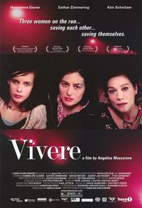 Vivere - 11 x 17 Movie Poster - Style A