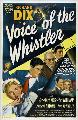 Voice of the Whistler - 11 x 17 Movie Poster - Style A