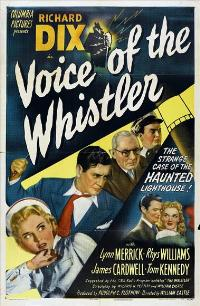 Voice of the Whistler - 27 x 40 Movie Poster - Style A