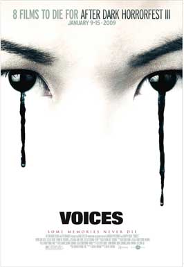 Voices - 43 x 62 Movie Poster - Bus Shelter Style A