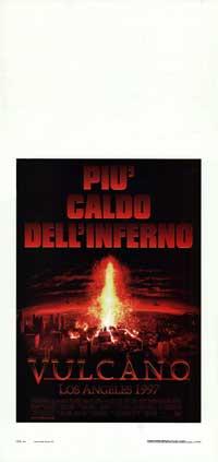 Volcano - 13 x 28 Movie Poster - Italian Style A
