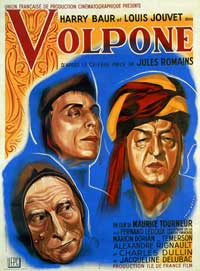 Volpone - 11 x 17 Movie Poster - French Style A