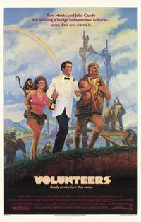 Volunteers - 11 x 17 Movie Poster - Style A
