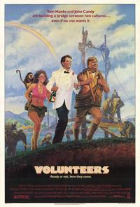 Volunteers - 27 x 40 Movie Poster - Style A