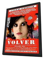 Volver - 27 x 40 Movie Poster - Style A - in Deluxe Wood Frame
