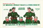 Von Buttiglione Sturmtruppenf�hrer - 11 x 17 Movie Poster - Belgian Style A