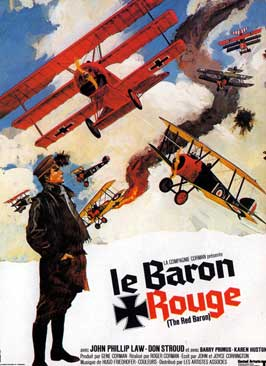 Von Richthofen and Brown - 11 x 17 Movie Poster - French Style A