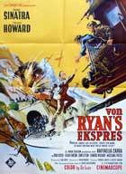 Von Ryan's Express - 11 x 17 Movie Poster - Danish Style A