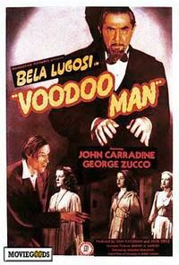 Voodoo Man - 27 x 40 Movie Poster - Style A