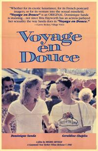 Voyage en Douce - 11 x 17 Movie Poster - Style A