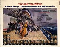Voyage of the Damned - 22 x 28 Movie Poster - Half Sheet Style A