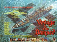 Voyage of the Damned - 30 x 40 Movie Poster UK - Style A