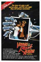 Voyage of the Rock Aliens - 11 x 17 Movie Poster - Style B