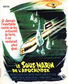 Voyage to the Bottom of the Sea - 11 x 17 Movie Poster - French Style A