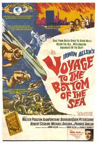 Voyage to the Bottom of the Sea - 27 x 40 Movie Poster - Style A