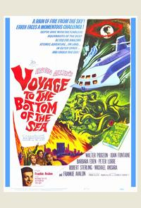 Voyage to the Bottom of the Sea - 27 x 40 Movie Poster - Style B