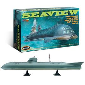 Voyage to the Bottom of the Sea - 8-Window Seaview Model Kit