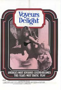 Voyeurs Delight - 11 x 17 Movie Poster - Style A