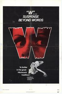 W - 27 x 40 Movie Poster - Style A