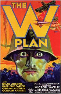 W Plan - 27 x 40 Movie Poster - Style A