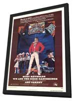 W W and the Dixie Dancekings - 11 x 17 Movie Poster - Style D - in Deluxe Wood Frame