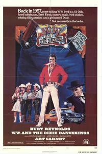 W W and the Dixie Dancekings - 27 x 40 Movie Poster - Style A