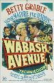 Wabash Avenue - 11 x 17 Movie Poster - Style B